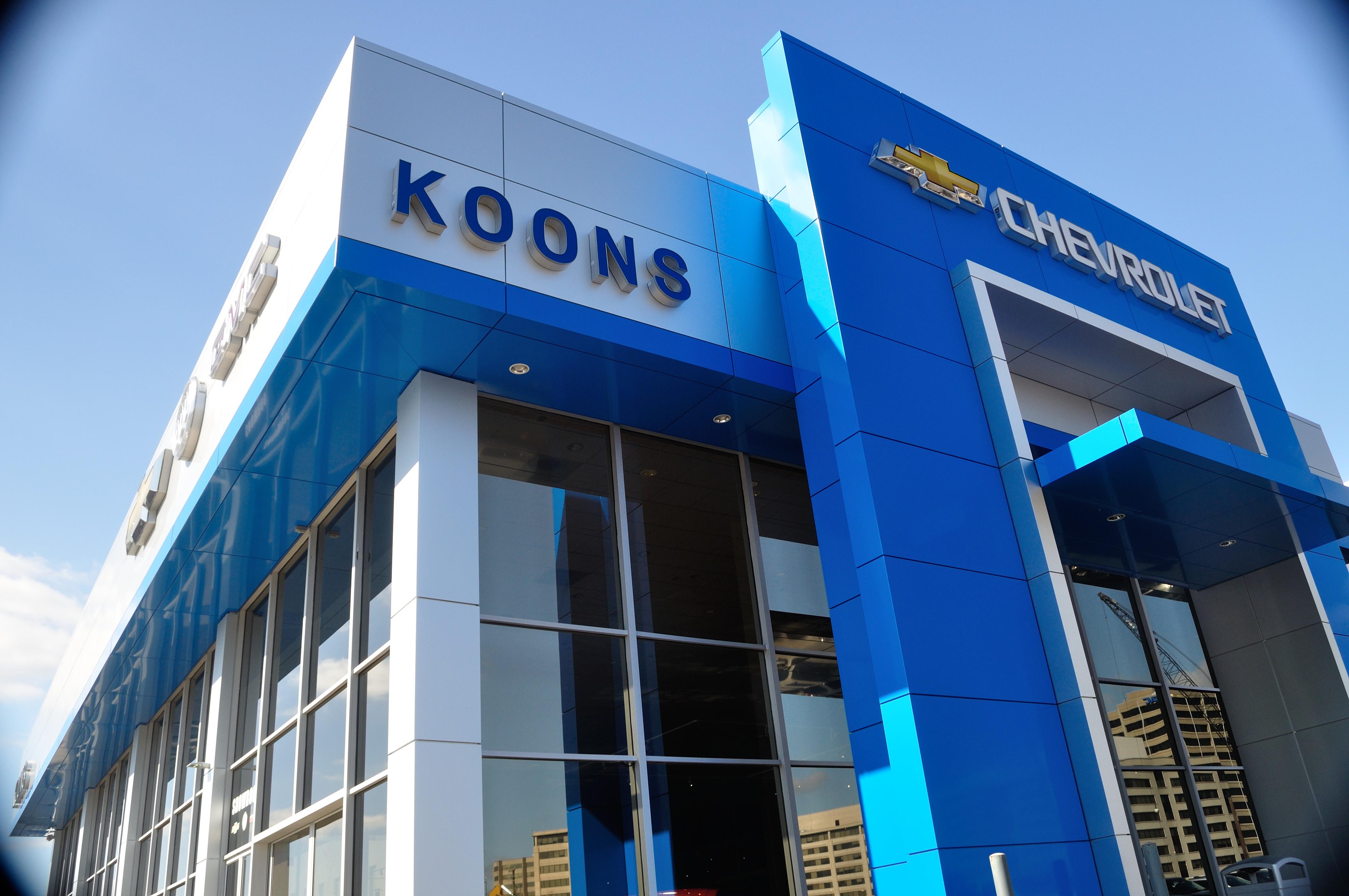 Chevrolet Krystal Koons
