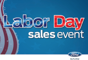 Koons Ford Labor Day Sales Event